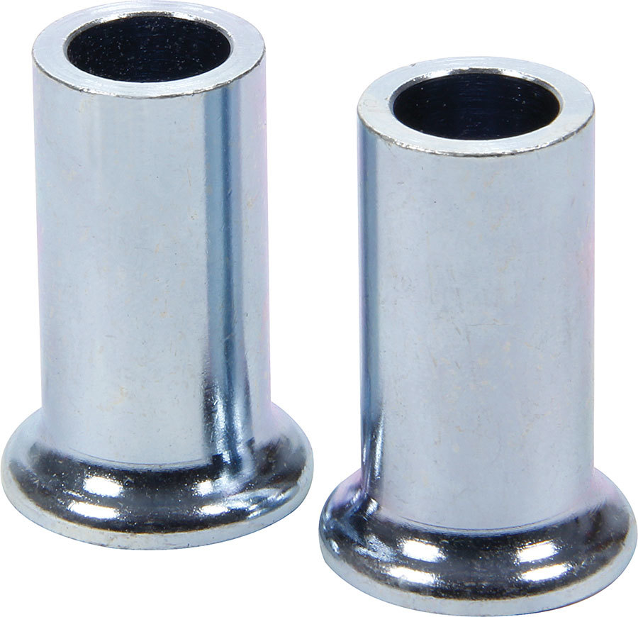 Allstar Performance 18578 Tapered Spacer, 1/2 in ID, 1-1/2 in Thick, Steel, Zinc Oxide, Universal, Pair