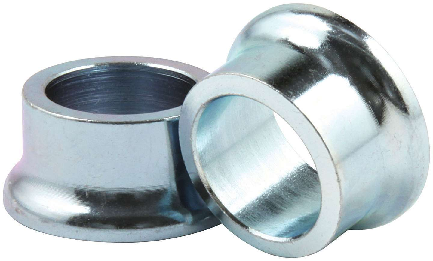 Allstar Performance 18582 Tapered Spacer, 5/8 in ID, 1/2 in Thick, Steel, Zinc Oxide, Universal, Pair