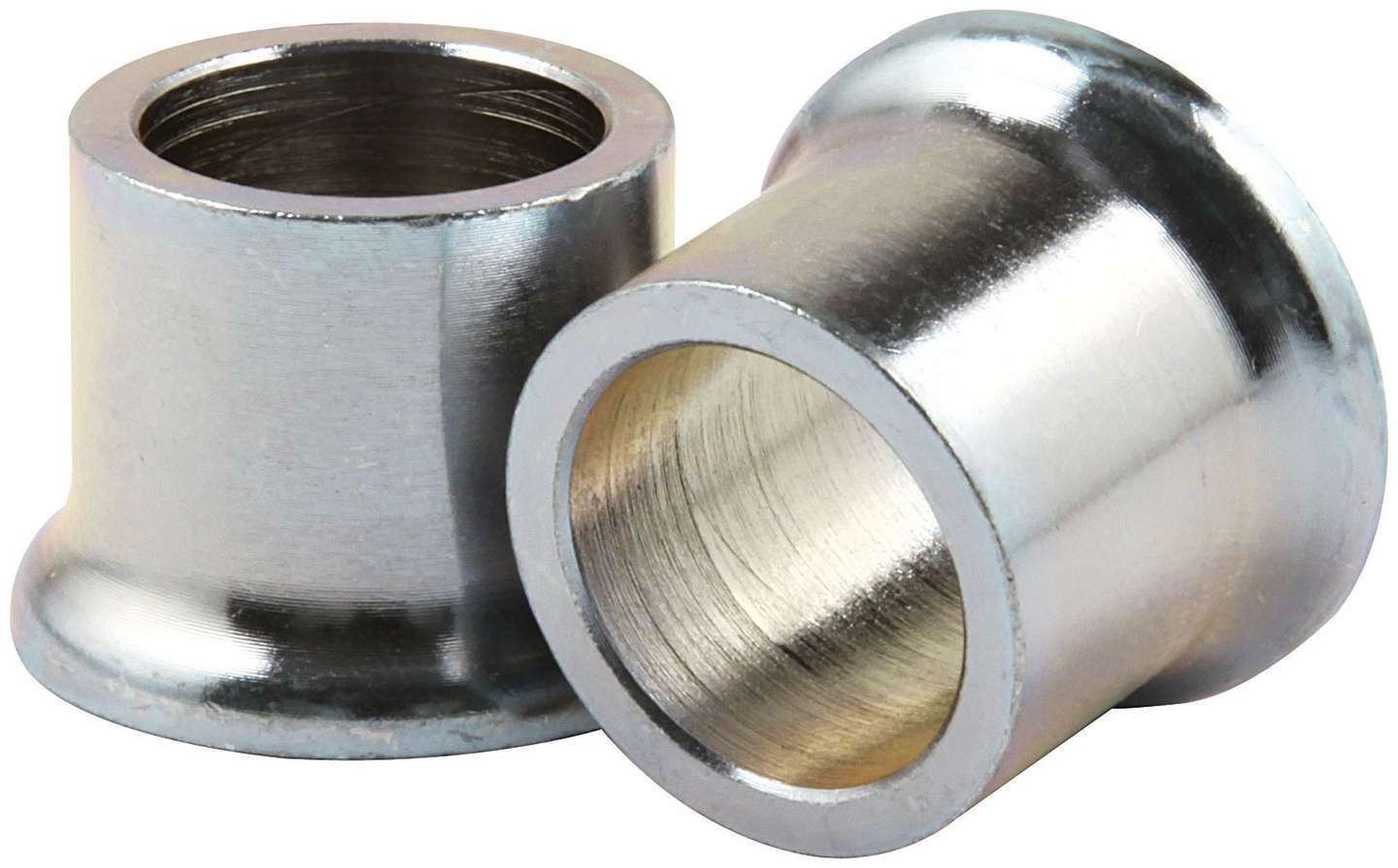 Allstar Performance 18584 Tapered Spacer, 5/8 in ID, 3/4 in Thick, Steel, Zinc Oxide, Universal, Pair