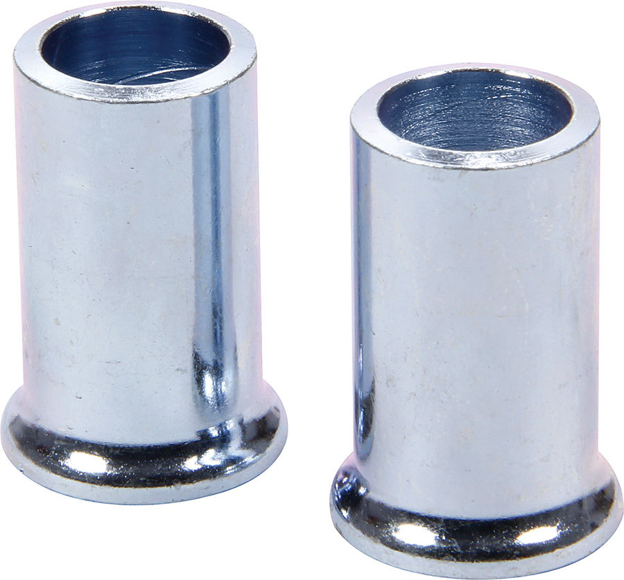 Allstar Performance 18585 Tapered Spacer, 5/8 in ID, 1-1/2 in Thick, Steel, Zinc Oxide, Universal, Pair