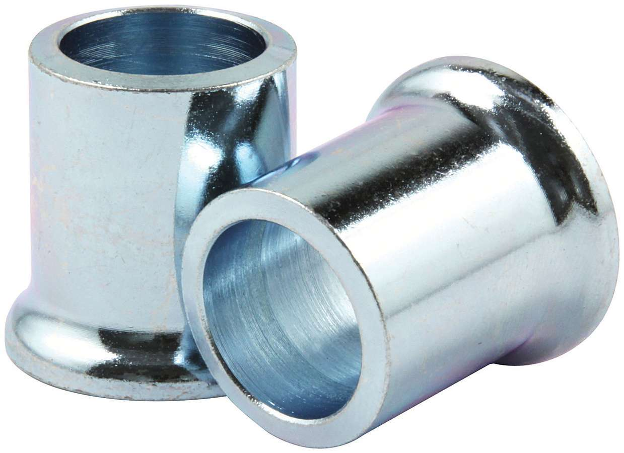 Allstar Performance 18586 Tapered Spacer, 5/8 in ID, 1 in Thick, Steel, Zinc Oxide, Universal, Pair