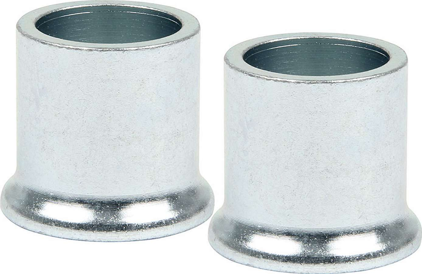 Allstar Performance 18589 Tapered Spacer, 3/4 in ID, 1 in Thick, Steel, Zinc Oxide, Universal, Pair