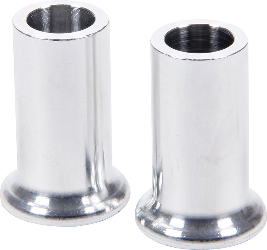 Allstar Performance 18595 Tapered Spacer, 1/2 in ID, 1-1/2 in Thick, Aluminum, Natural, Universal, Pair