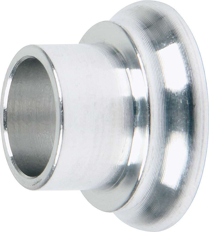 Allstar Performance 18611 Reducer Spacer, 5/8 in OD to 1/2 in ID, 1/4 in Thick, Aluminum, Natural, Pair