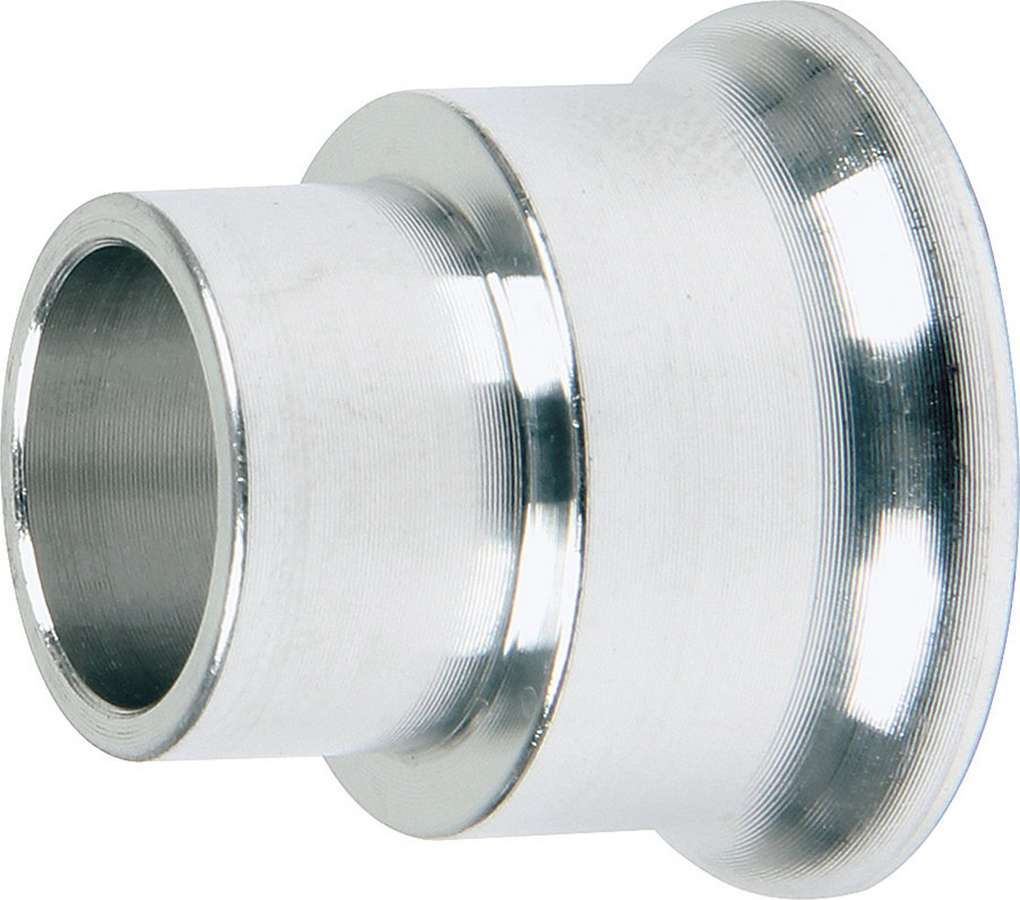 Allstar Performance 18613 Reducer Spacer, 5/8 in OD to 1/2 in ID, 1/2 in Thick, Aluminum, Natural, Pair