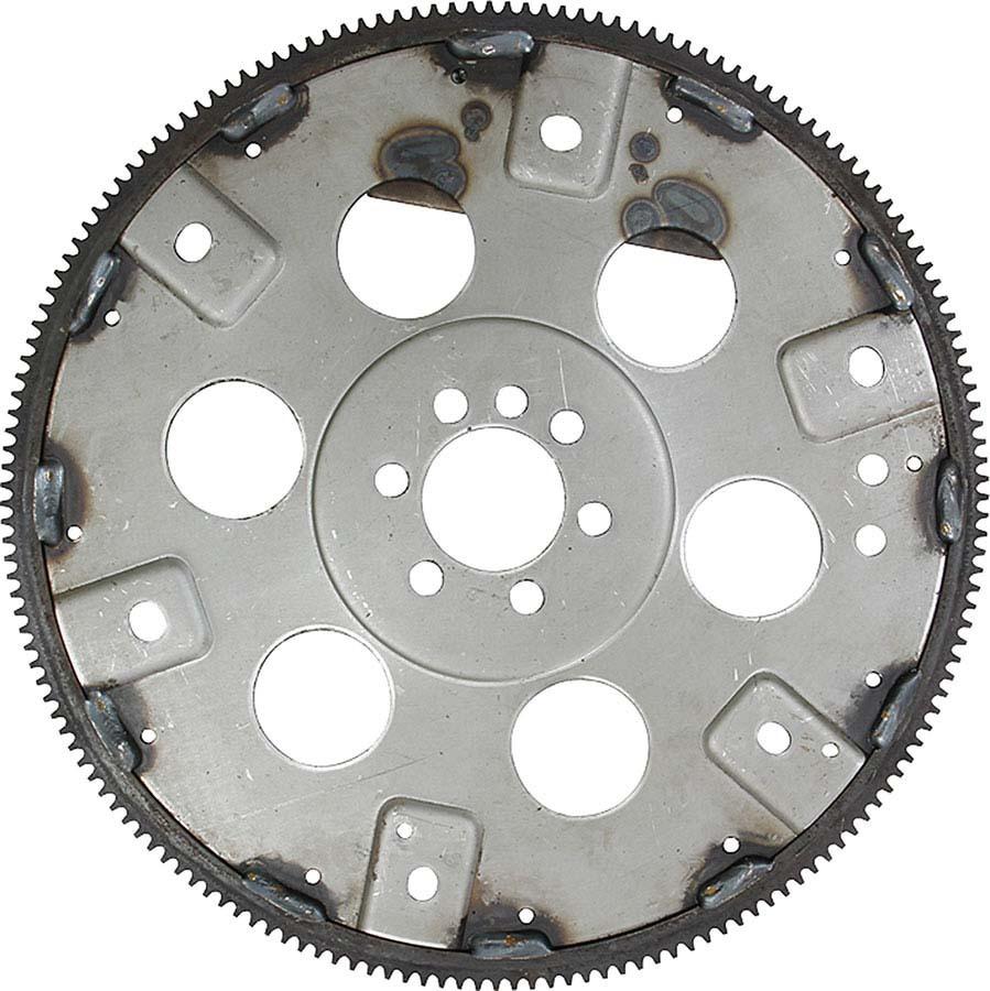 Allstar 26806 Flexplate, 168 Tooth, Steel, External Balance, 1 Piece Seal, Small Block Chevy, Each
