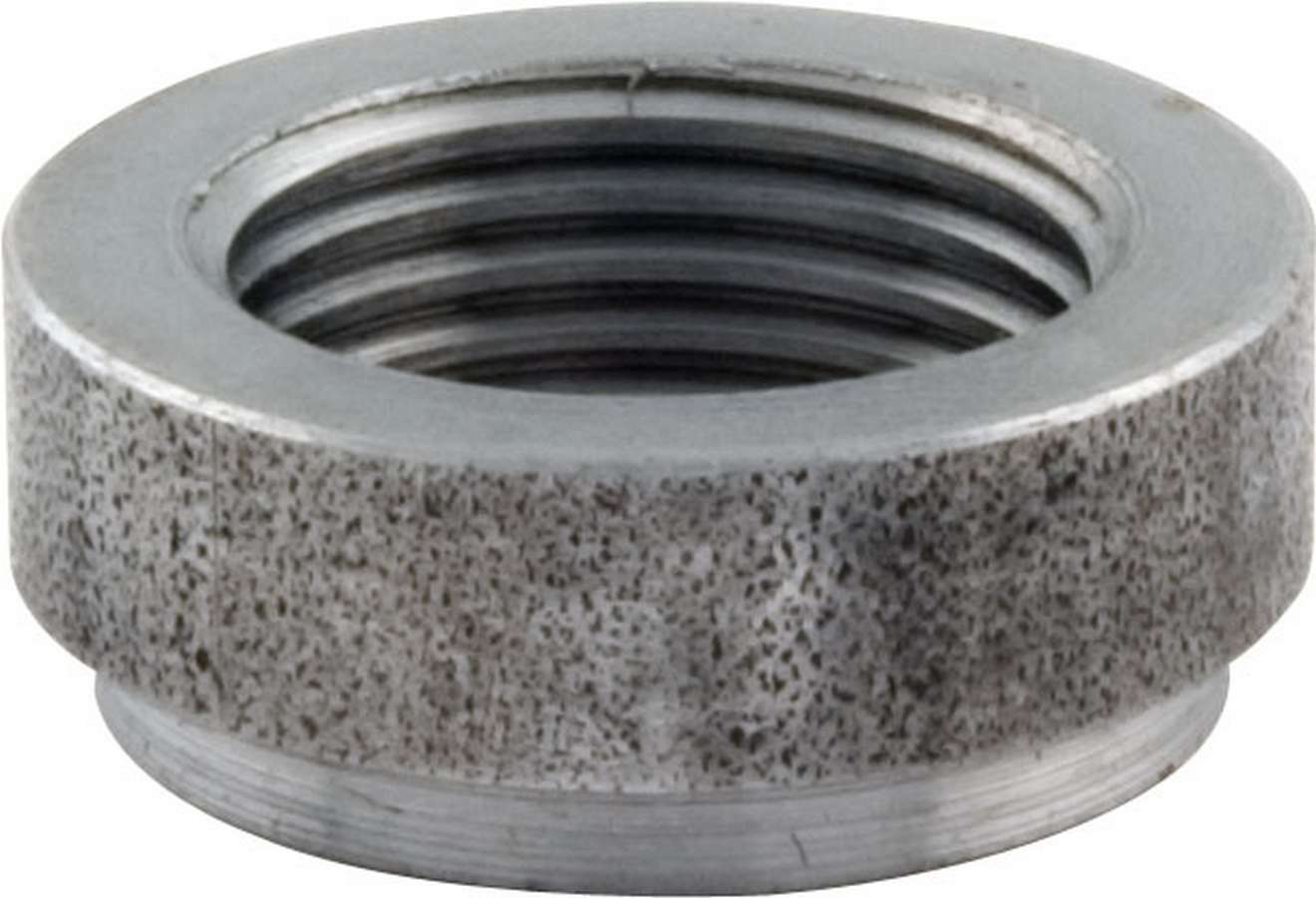 Allstar Performance 34153 Oxygen Sensor Bung, Weld-On, 18 mm x 1.50 Female Threads, Steel, Natural, Each