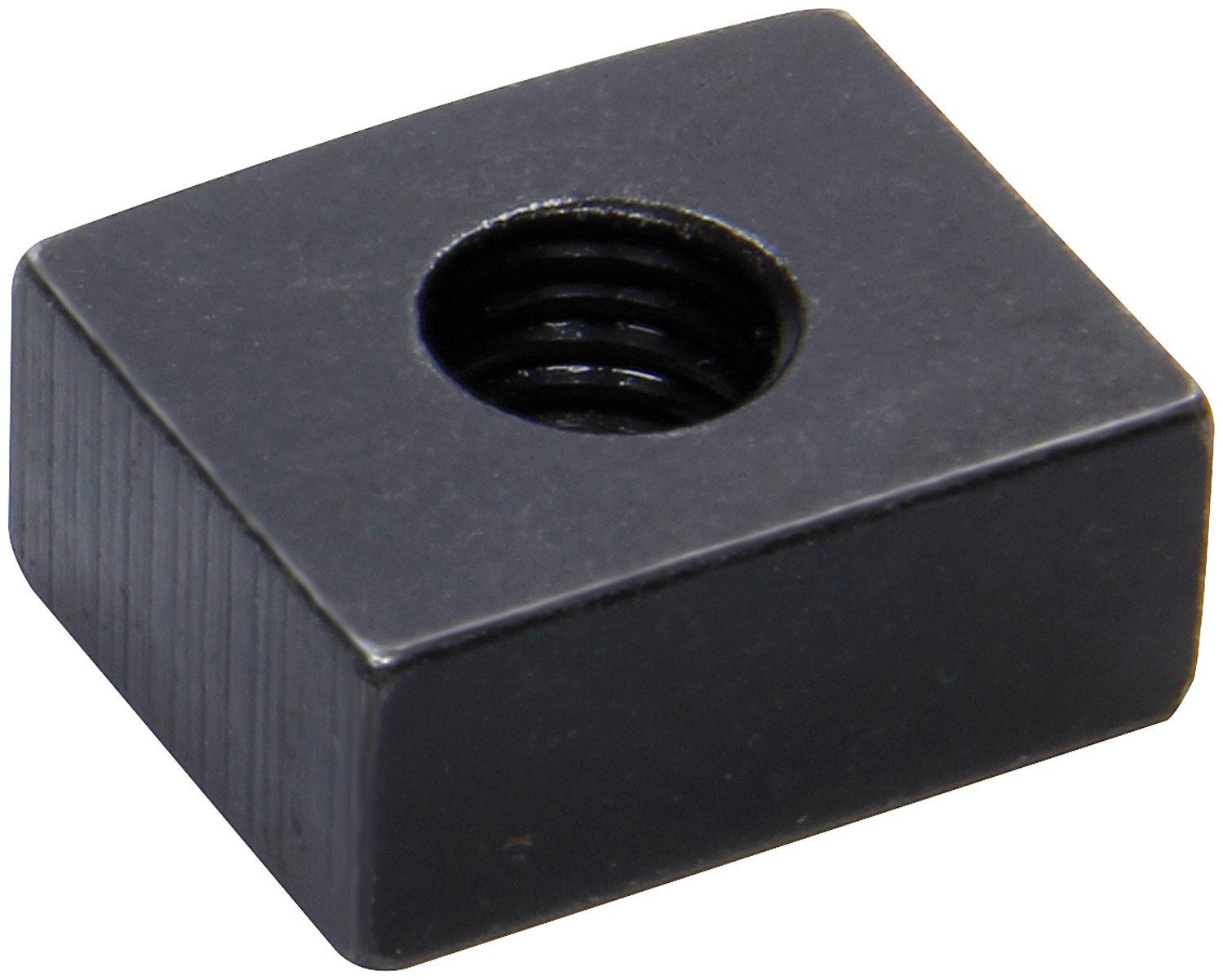 Allstar Performance 48508 T-Nut, 5/16-24 in Thread, Steel, Black, Allstar Power Steering Pump Brackets, Each