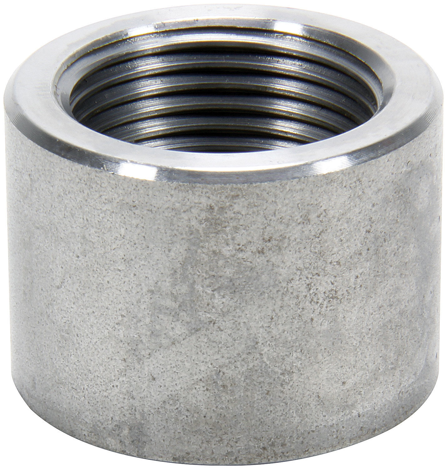 Allstar Performance 50754 Bung, 3/4 in NPT Female, Weld-On, Steel, Natural, Each