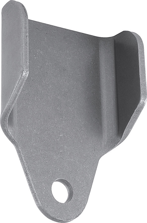 Allstar Performance 60051 Shock Mount, Weld-On, Steel, Natural, Allstar Trailing Arm Brackets, Each