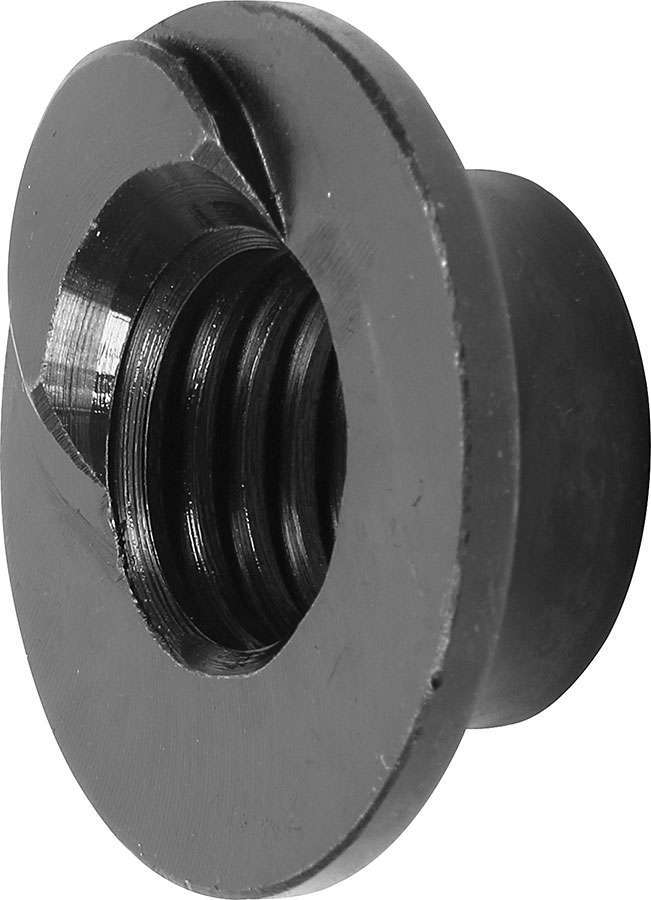 Allstar Performance 60192 T-Nut, 3/4-10 in Thread, Steel, Black, Allstar Slider Trailing Arm Brackets, Each