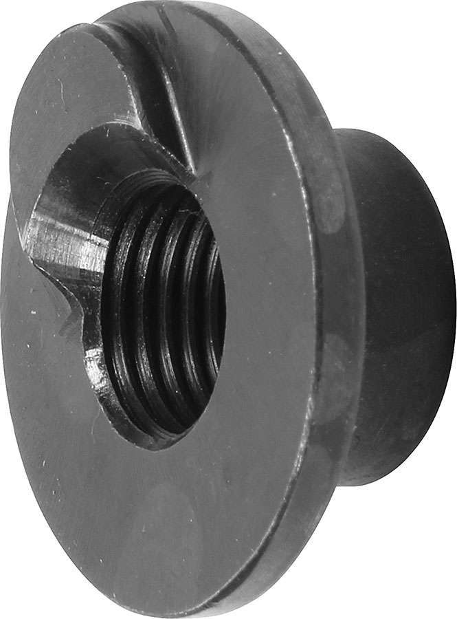 Allstar Performance 60195 T-Nut, 1/2-20 in Thread, Steel, Black, Allstar Slider Trailing Arm Brackets, Each
