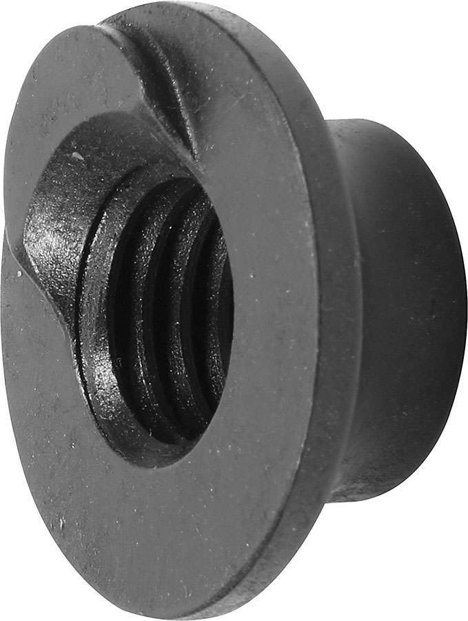 Allstar Performance 60196 T-Nut, 5/8-11 in Thread, Steel, Black, Allstar Slider Trailing Arm Brackets, Each