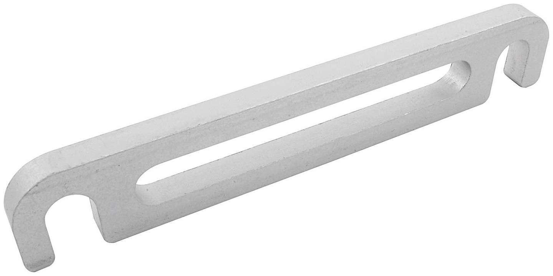 Allstar Performance 60206-10 Control Arm Shims, Upper, 6 in Center Spacing, 3/8 in, Aluminum, Set of 10