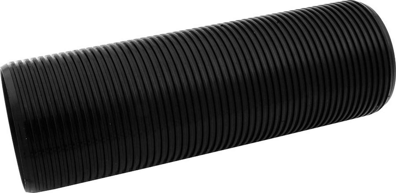 Allstar Performance 64165 Coil-Over Sleeve, 7 in Length, Threaded, Aluminum, Black Anodize, Carrera / Pro Shocks, Each