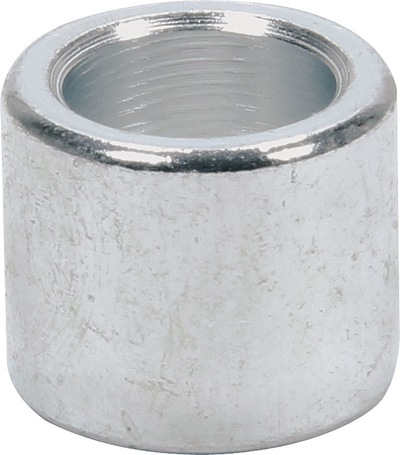 Allstar Performance 64283 Shock Spacer, 1/2 in ID, 3/4 in OD, 5/8 in Thick, Steel, Zinc Oxide, Pair