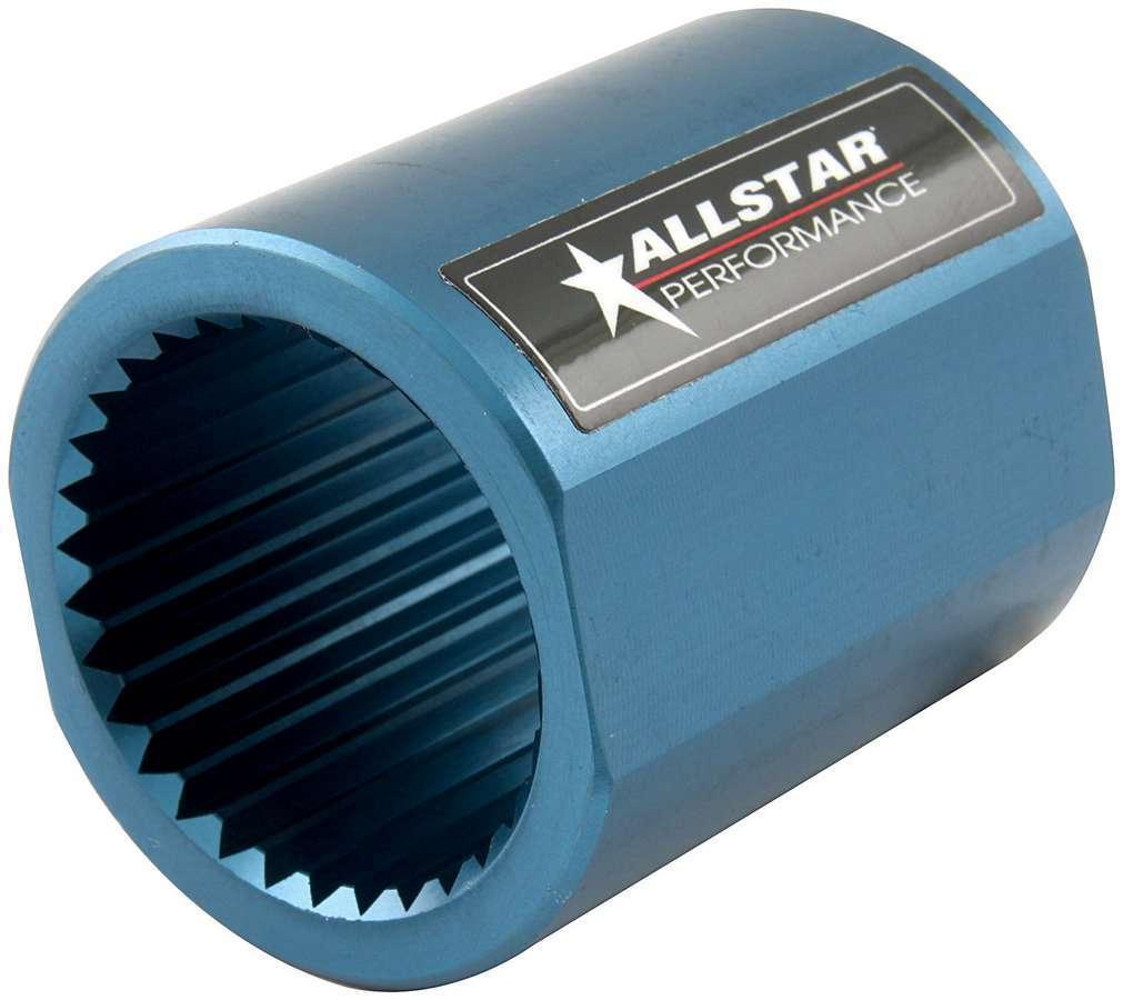 Allstar Performance 66104 Axle Spline Tool, 31 Spline, Aluminum, Blue Anodize, Each