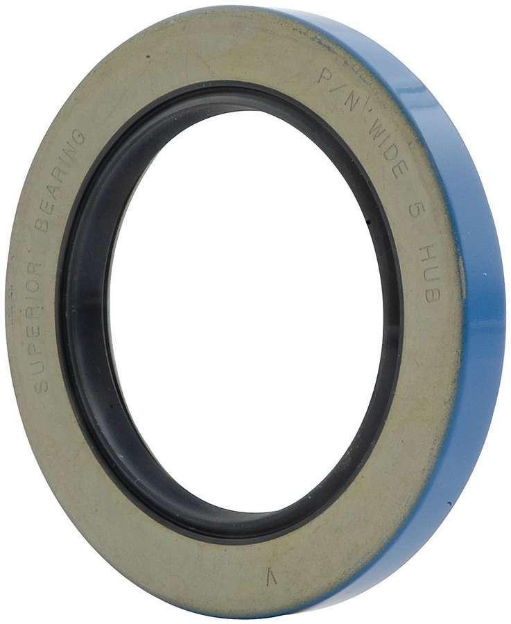 Allstar Performance 72120-10 Hub Bearing Seal, Rear, Rubber / Steel, Wide 5 Hubs, Set of 10