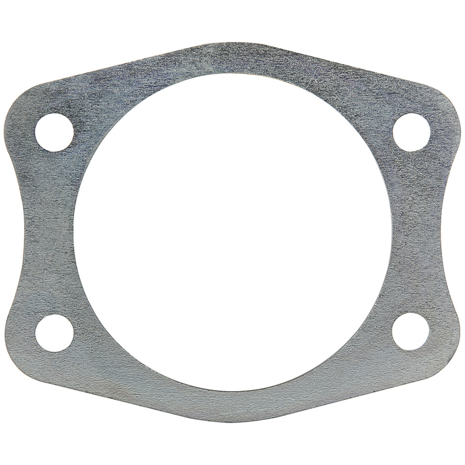 Allstar Performance 72318 Axle Spacer Plate, 1/8 in Thick, Steel, Zinc Oxide, Late Torino Style, Ford 9 in, Each