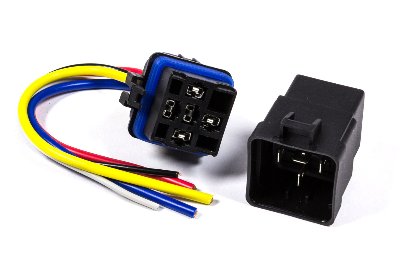 Allstar Performance 76188 Relay Switch, Weatherproof, 30 amp, 12V, Wiring Included, Universal, Kit