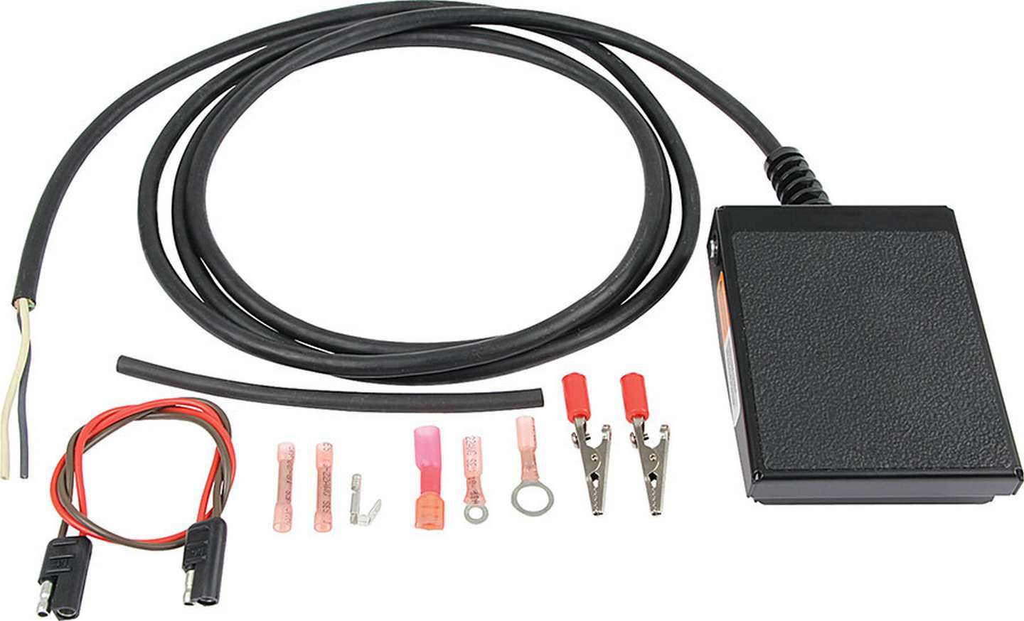 Allstar Performance 76205 Remote Starter Switch, Foot Switch, 8 ft Cord, Hardware Included, Kit