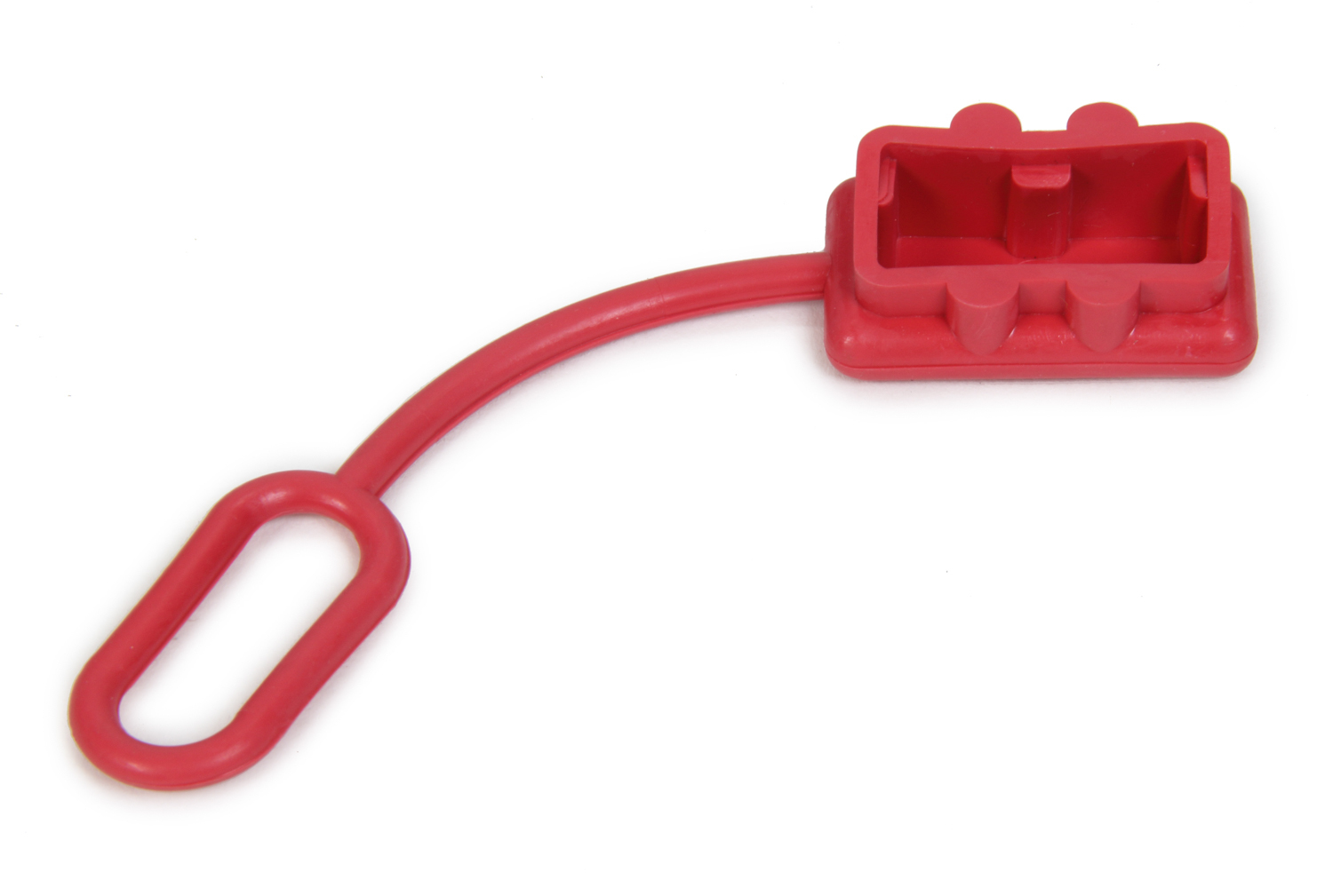 Allstar Performance 76324 Quick Disconnect Cover, Rubber, Red, Allstar 50 amp Battery Cable Quick Disconnects, Each