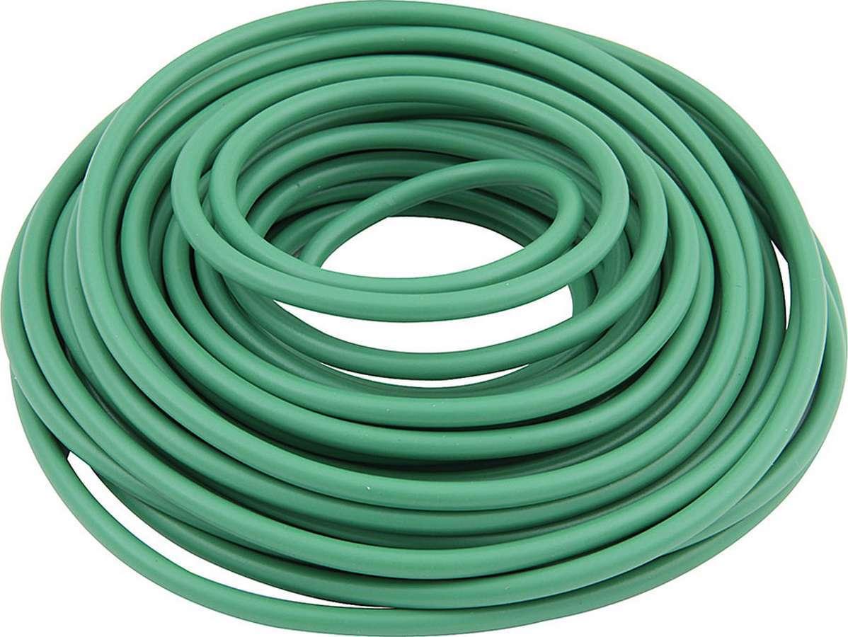 Allstar Performance 76543 Wire, 14 Gauge, 20 ft Roll, Plastic Insulation, Copper, Green, Each