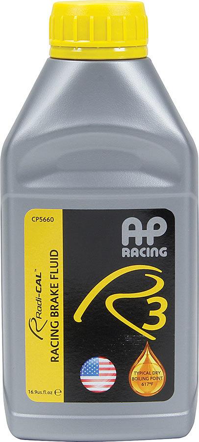Allstar Performance 78116 Brake Fluid, AP PRF, DOT 4, 16.9 oz Bottle, Each