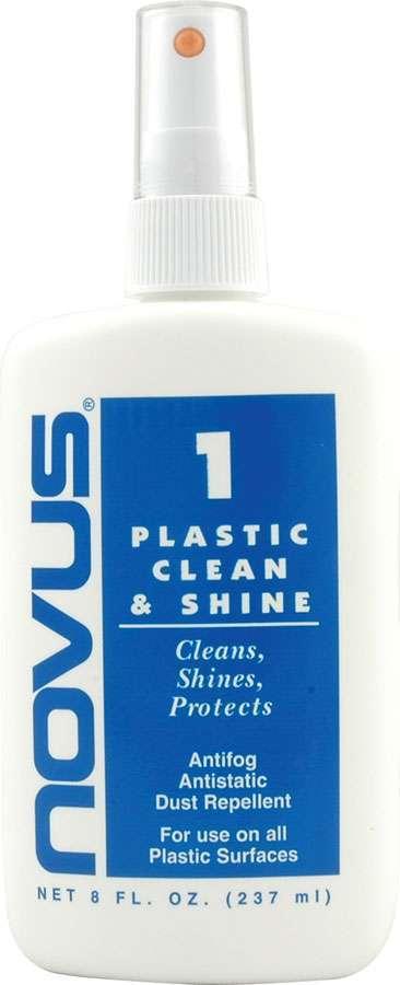 Allstar Performance 78201 Window Cleaner, Novus 1, Plastic, 8 oz Pump Bottle, Each