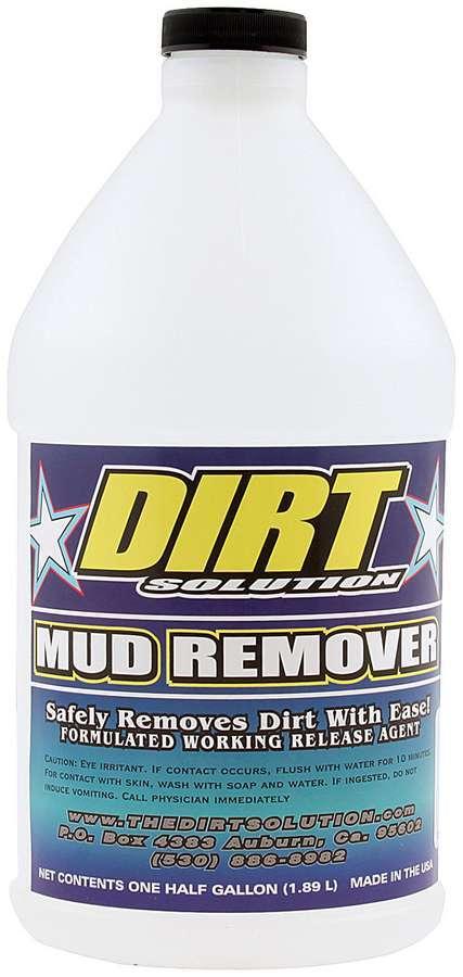 Allstar Performance 78234 Mud Release Agent, Dirt Solution, 2 qt Jug, Each