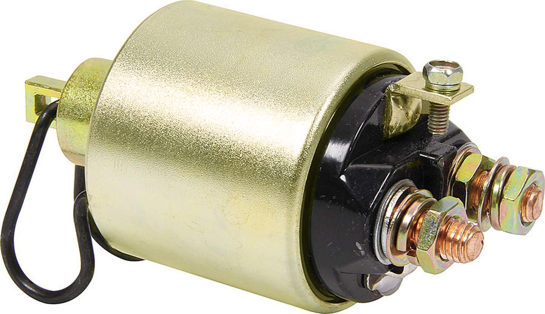 Allstar Performance 80526 Starter Solenoid, Cadmium, Allstar Street Performance Mini Starters, Each