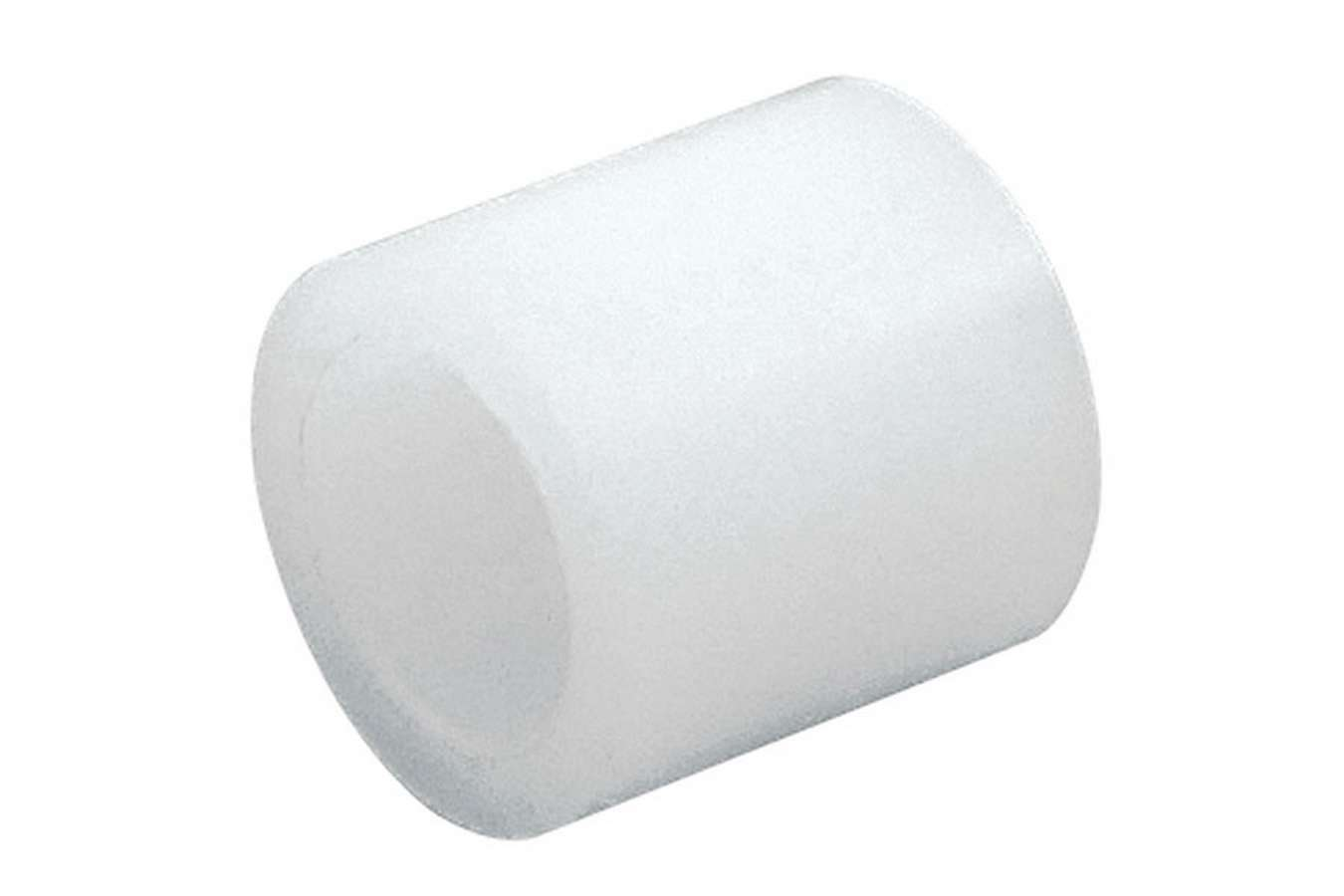 Allstar Performance 99015 Reducer Bushing, 3/8 in OD to 1/4 in ID, Nylon, White, Allstar Shifters, Each