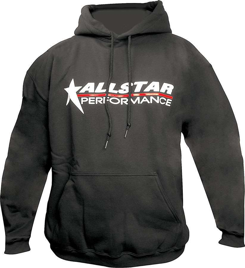 Allstar Performance  Hooded Sweatshirt Large Black