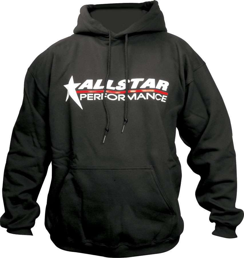 Allstar Performance  Hooded Sweatshirt Medium Black