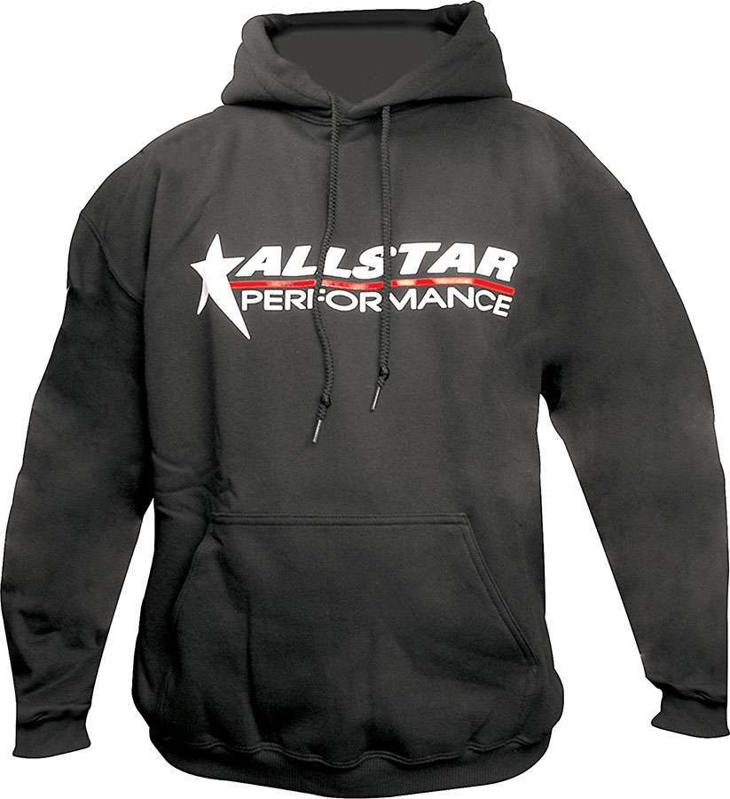Allstar Performance  Hooded Sweatshirt XXX-Lg Black