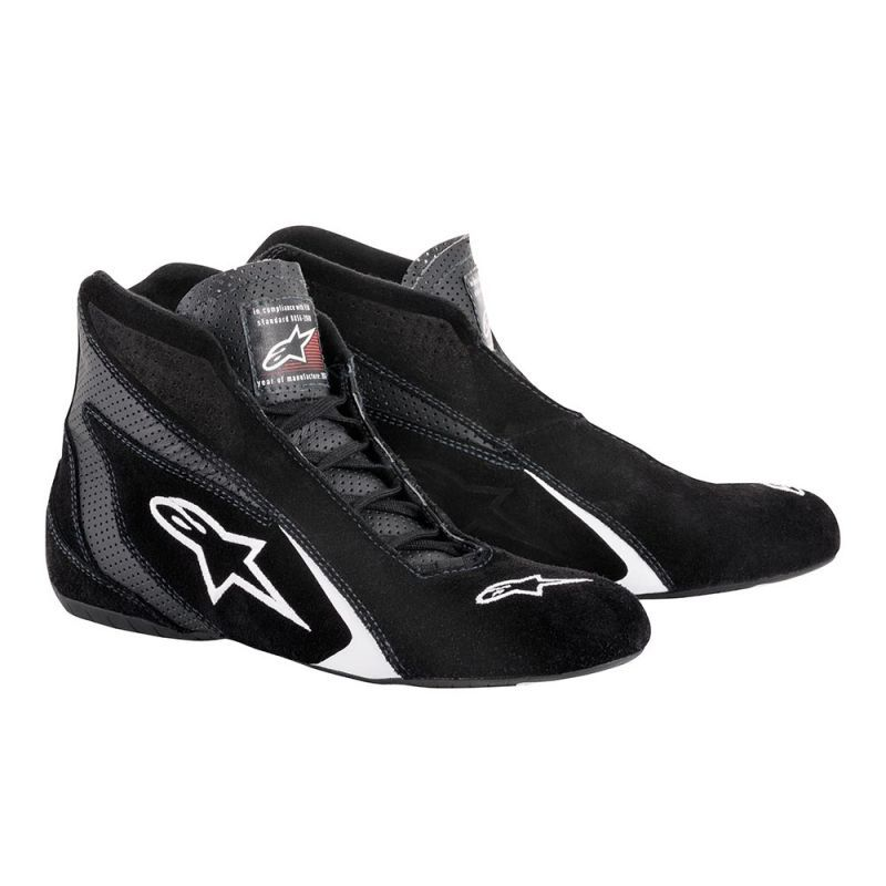SP Shoe Black Size 10