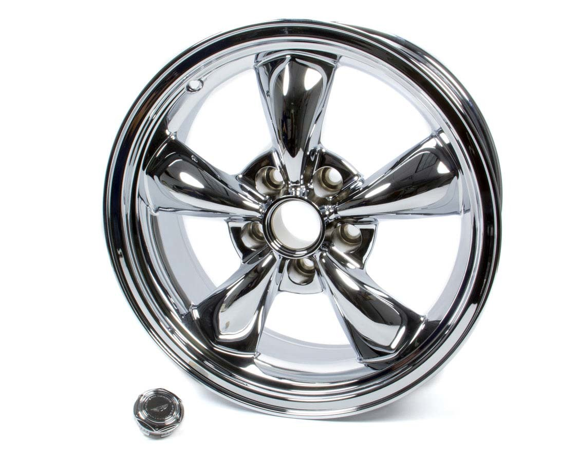 American Racing 17x7 Torq Thrust M Wheel Chrome 5x4.75 BS