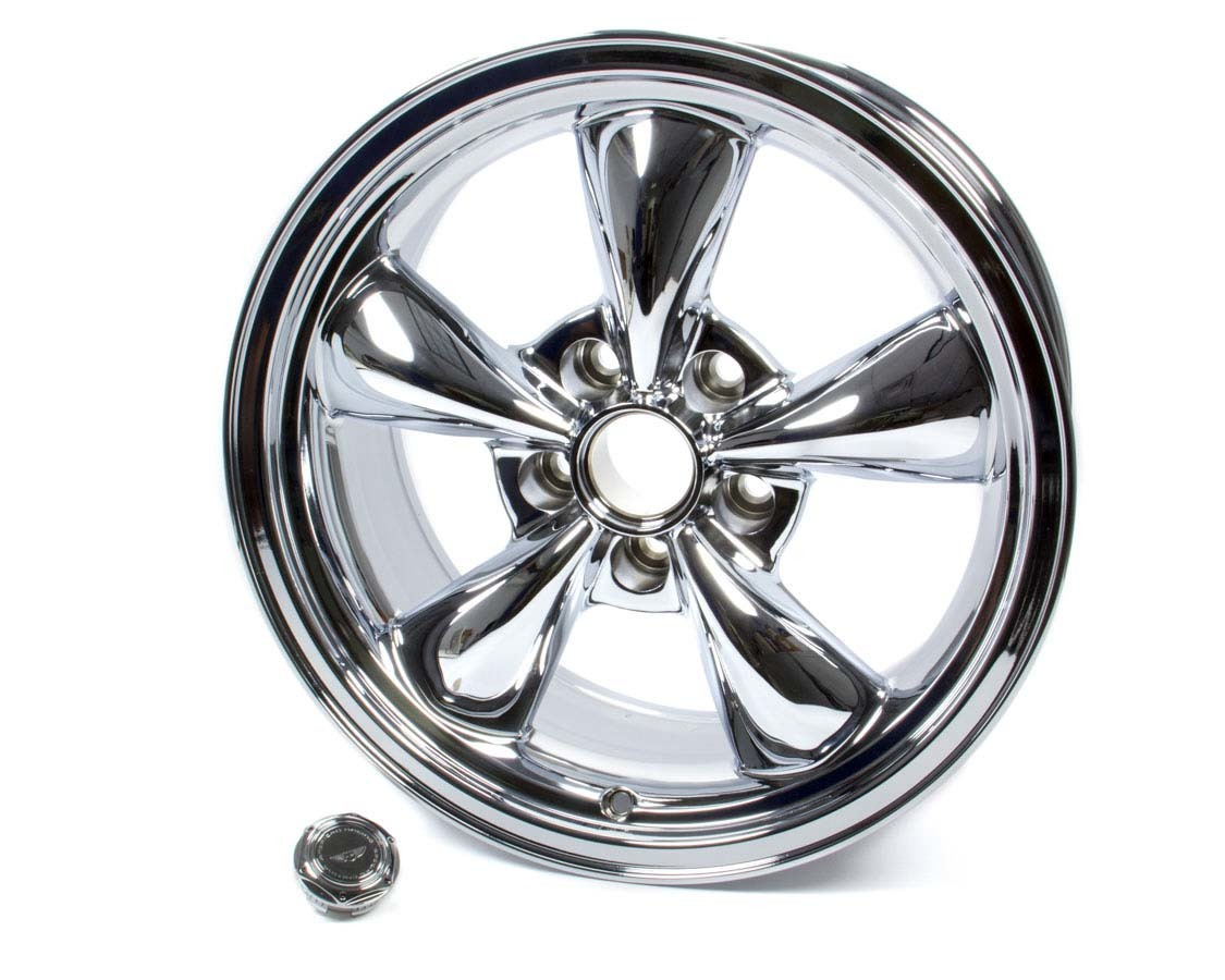 American Racing 17x8 Torq Thrust M Wheel Chrome 5x4.75 BS