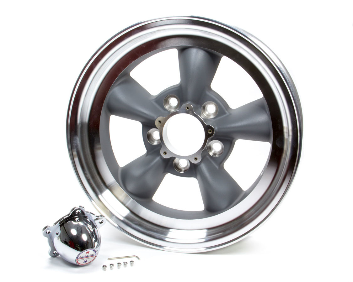 American Racing 15x10 Torq-Thrust D 5- 114.30 BC Wheel