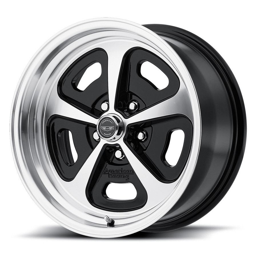 American Racing 15 x 7 500 Magnum Wheel 5 x 4.5 Bolt Circle