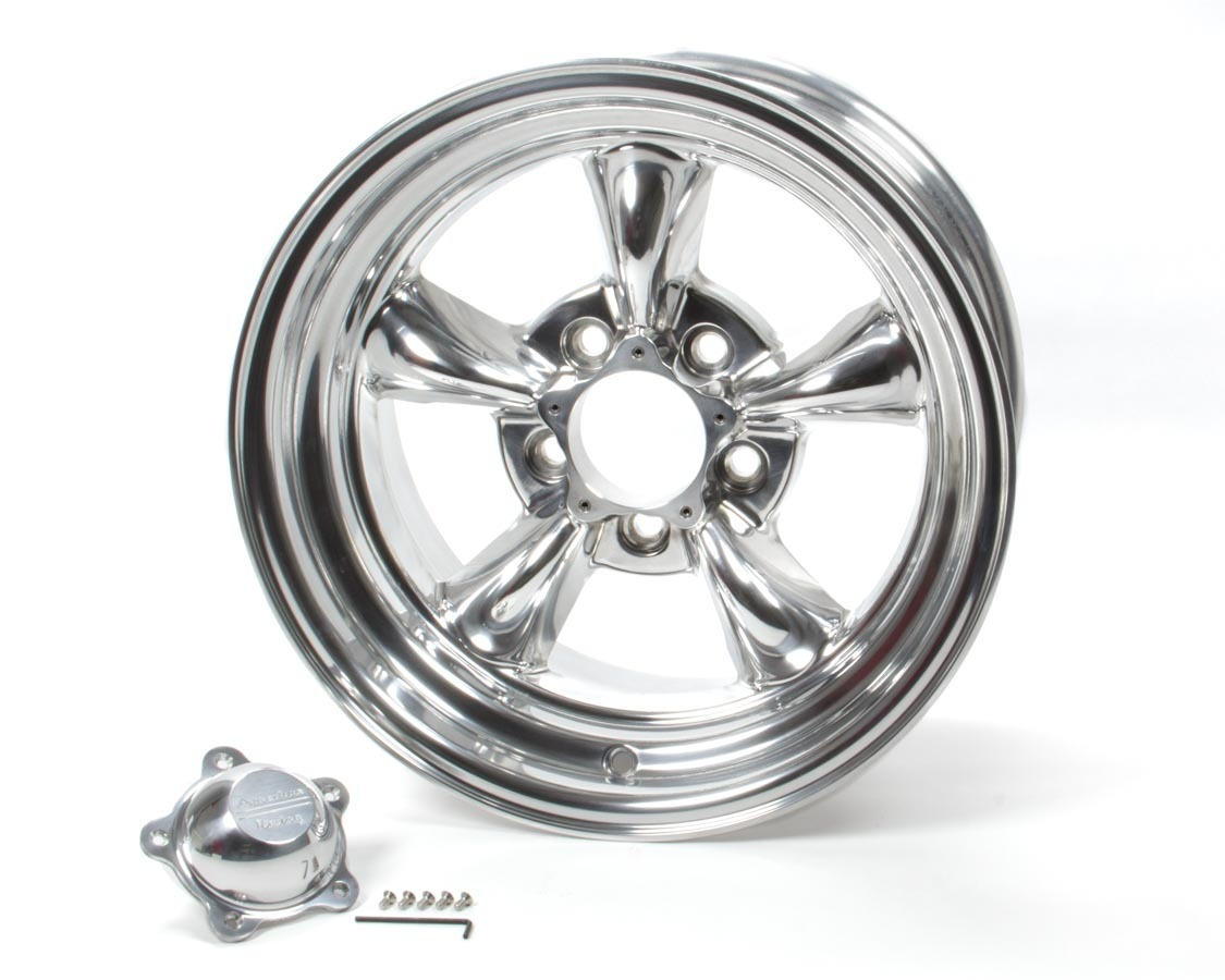 American Racing 15x8 Torq Thrust II 5-4-3/4 BC Wheel