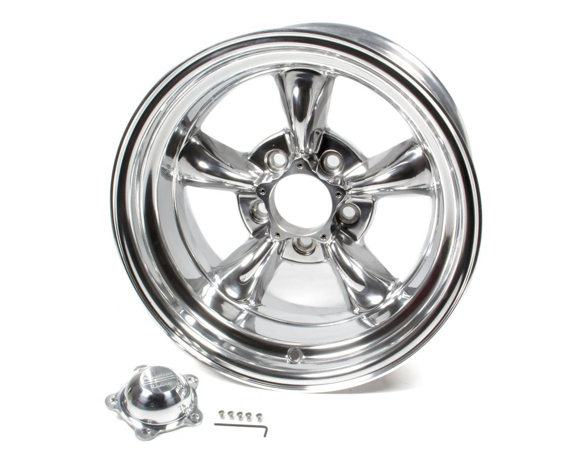 American Racing 15x8 Torq Thrust II 5-4-1/2 BC Wheel