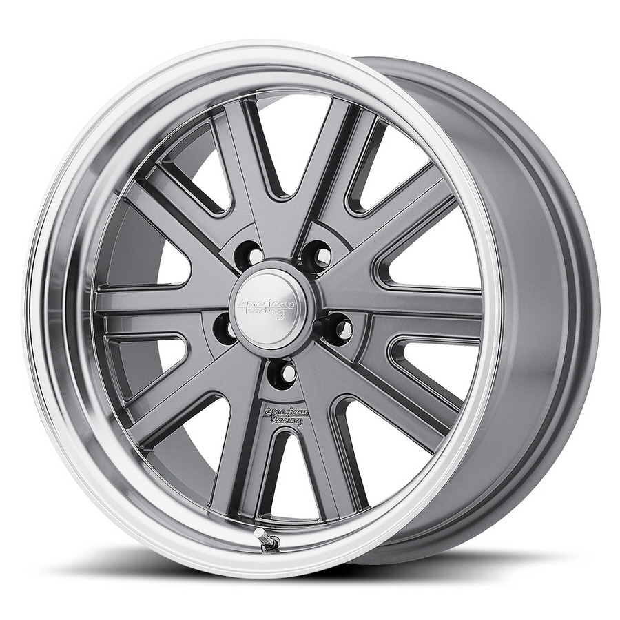 American Racing 17 x 7 527 Cobra Wheel 5 x 4.5 Bolt Circle