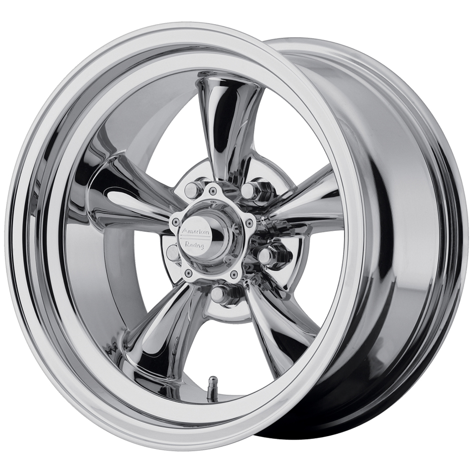 American Racing 15X8 Chrome Torq-Thrust D 5 x 120.65 BC Wheel