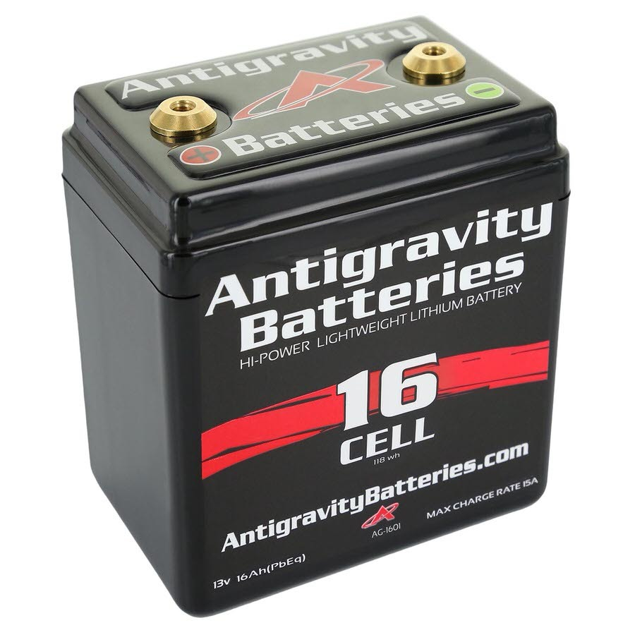 Lithium Battery 480CCA 12Volt 4Lbs 16 Cell