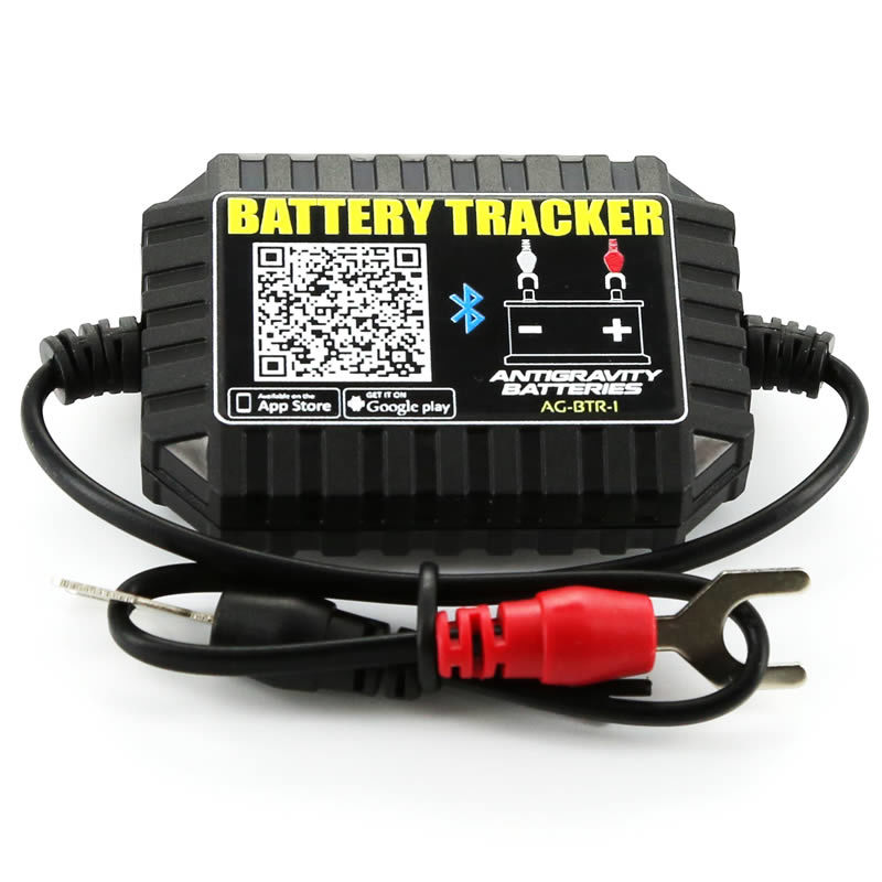 Battery Tracker Lithium Batteries