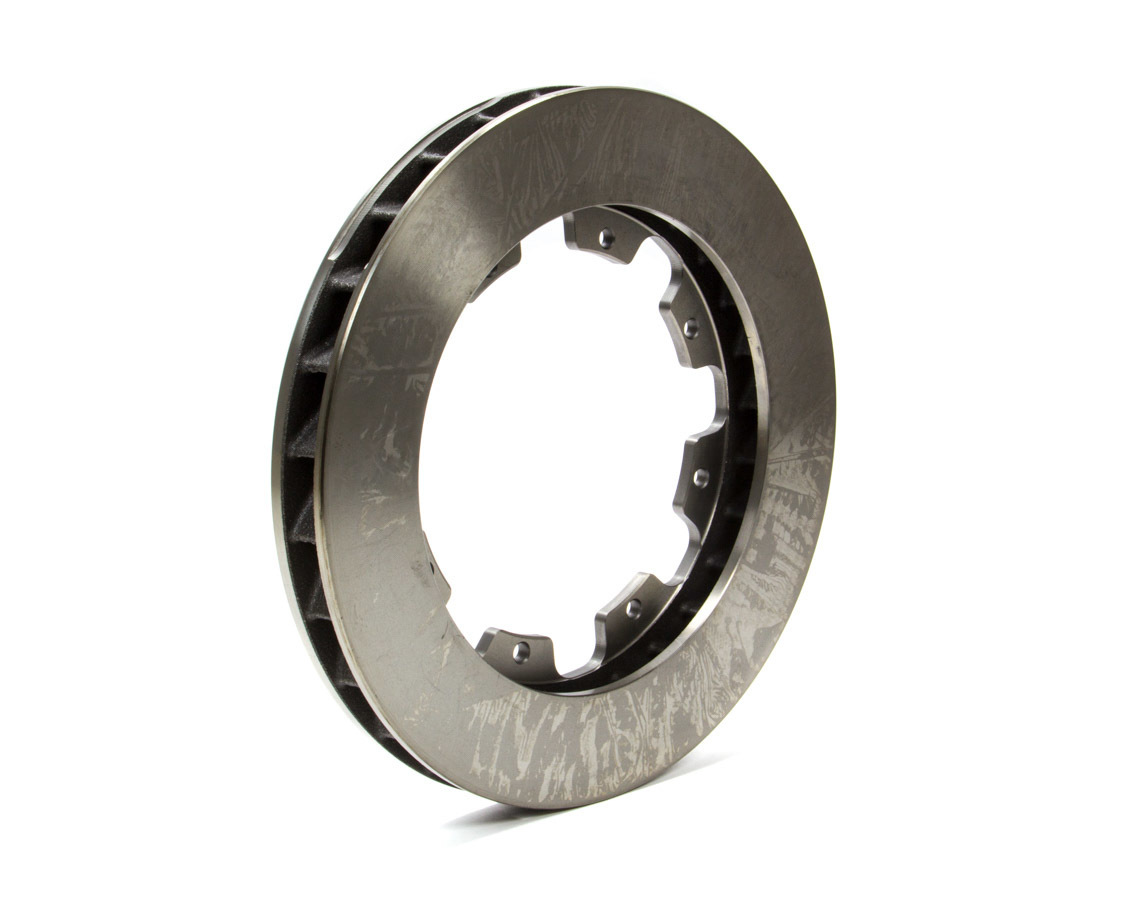 AP Brake 1901781 Brake Rotor, Driver Side, Directional / Plain, 11.750 in OD, 1.250 in Thick, 8 x 7.000 in Bolt Pattern, Iron, Natural, Each