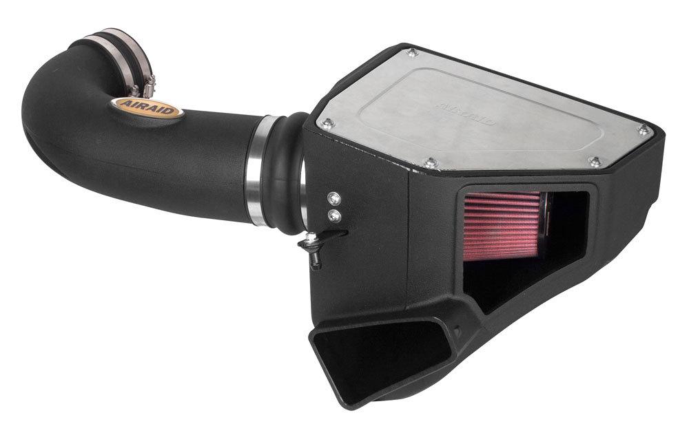 16-   Camaro 6.2L Air Intake System