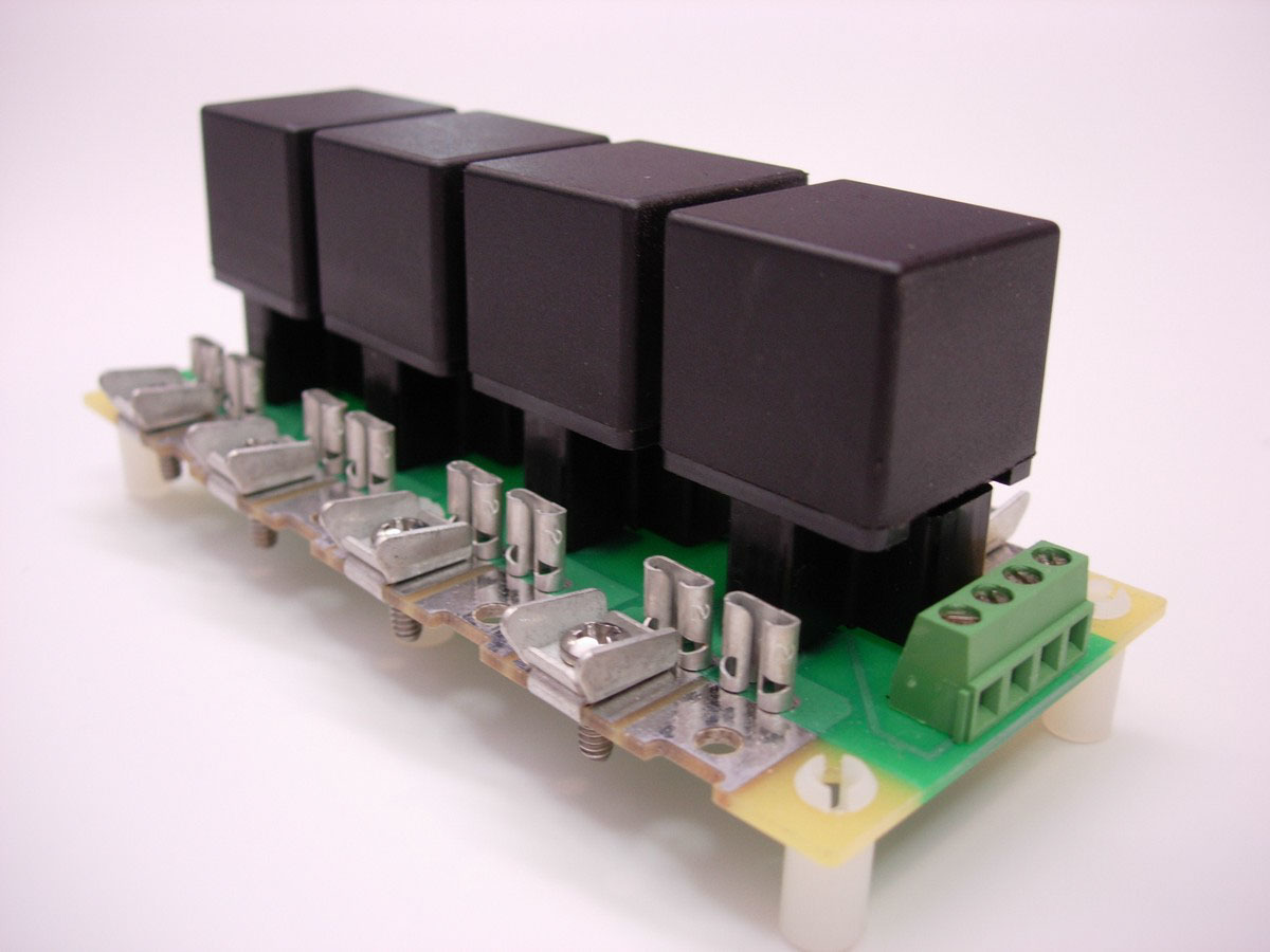 High Current Relay Module