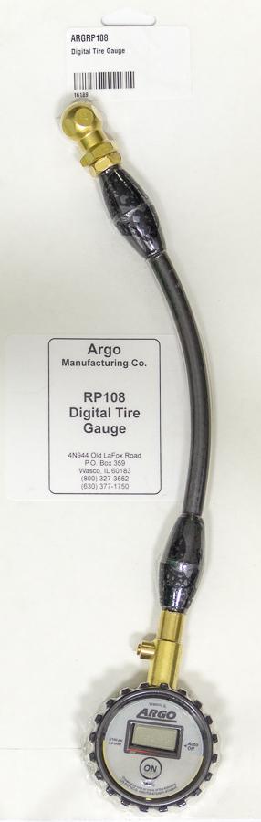 Digital Tire Gauge